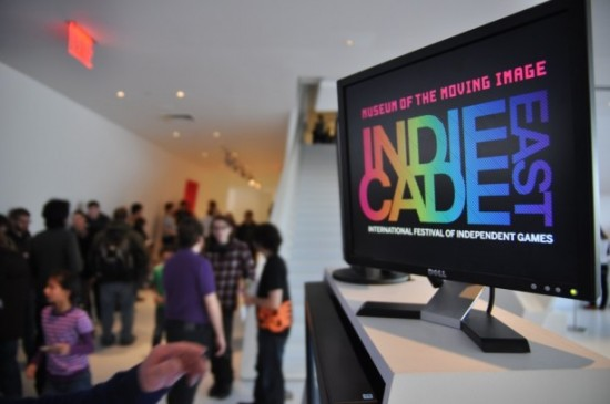 IndieCade East.