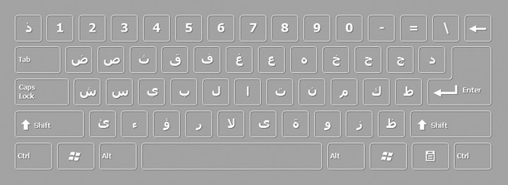 Arabic-keyboard